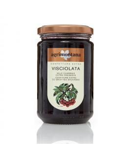 Agrimontana Confettura Extra di Visciola, Visciola 350 g