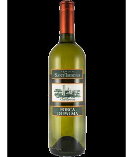 Tenuta Sant'Isidoro Lazio Bianco Igt Chardonnay Forca di Palma