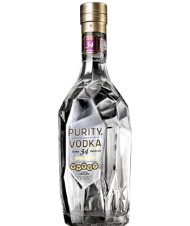 Purity Vodka 34 Times
