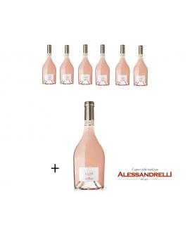 Frescobaldi Tenuta Ammiraglia Toscana IGT Rosato Aliè 6 Bottiglie + Magnum Omaggio