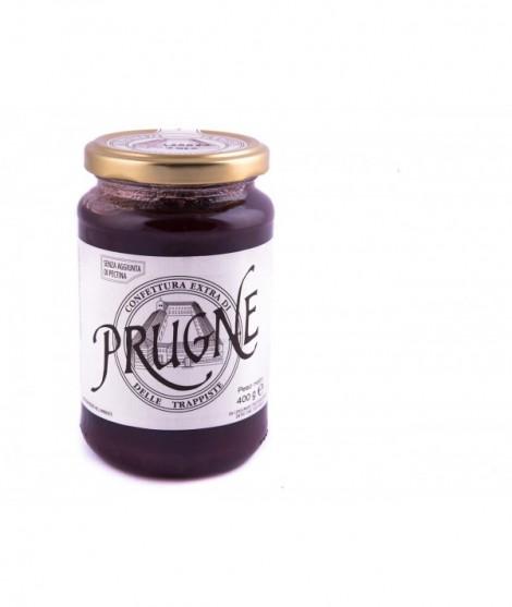 Confettura Extra di Prugne Monastero delle Trappiste 400 g