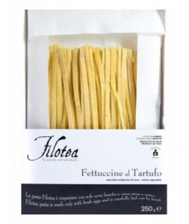 Pasta all' Uovo, Fettuccine  al Tartufo Filotea 250 g